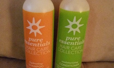 Pure Essentials Hair Care Collection