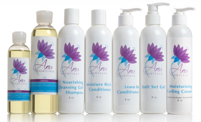anu essentials product line